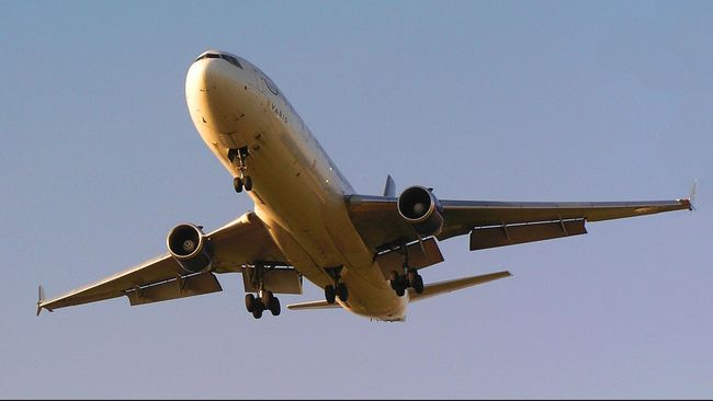 Sepuluh orang penumpang pesawat Emirates dilarikan ke rumah sakit di New York (NY), Amerika Serikat, setelah mengalami gejala flu selama penerbangan.