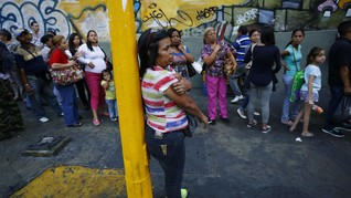 Survei: Venezuela Negara Paling Terdampak Resesi Ekonomi
