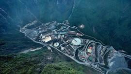 Produksi Tambang Freeport Anjlok 50 Persen pada 2019