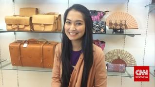 Anneke Djodi Siap Berbisnis Butik Fesyen
