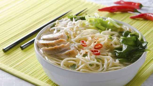 Dari seluruh negara tetangga di kawasan Asia Tenggara, bahkan hingga ke Jepang dan Korea, variasi mi Indonesia paling banyak.