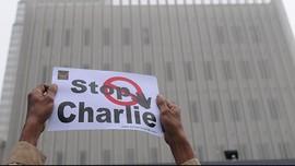 4 Pria Pakistan Ditahan Atas Serangan di Kantor Charlie Hebdo