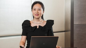 Kanada Bebaskan Anak Pendiri Huawei Setelah AS Cabut Sangkaan