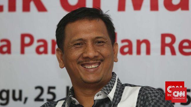 Ketum Hanura Oesman Sapta Odang akan mengukuhkan DPP Hanura periode 2019-2024 pada Jumat (24/1).