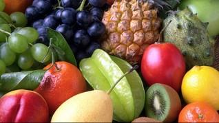11 Buah untuk Menurunkan Kolesterol usai 'Pesta' Idul Fitri