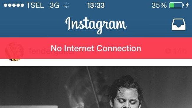 Layanan Facebook dan Instagram Tumbang