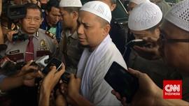Ustaz Arifin Ilham Sudah Diperbolehkan Kembali ke Tanah Air