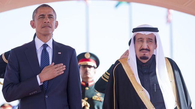 Sejak tahun 1970-an besaran surat utang AS yang dimiliki oleh Arab Saudi tidak pernah diungkapkan ke publik, berdasarkan kesepakatan kedua pemerintah.