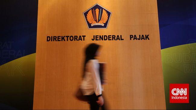 Kantor Pusat Direktorat Jenderal Pajak. Jakarta, Kamis, 29 Januari 2015. CNN Indonesia/Adhi Wicaksono.