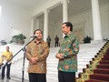 Lewat Silat, Prabowo dan Jokowi Menghangat