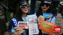 Tarif Tambahan Transaksi E-Money Mulai Berlaku