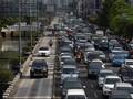 Cegah Kendaraan Masuk, Ahok Tinggikan Separator Busway