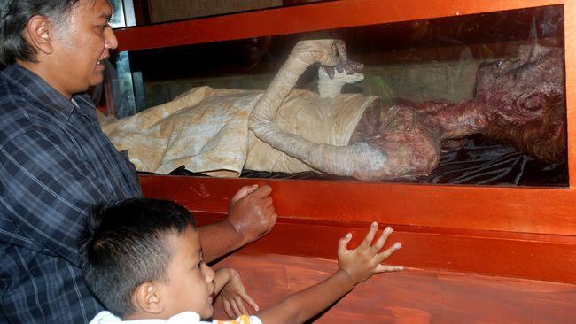 Nesyamun, mumi berusia 3.000 tahun yang bisa dibuat mengeluarkan suara oleh para ilmuwan dari Universitas London.