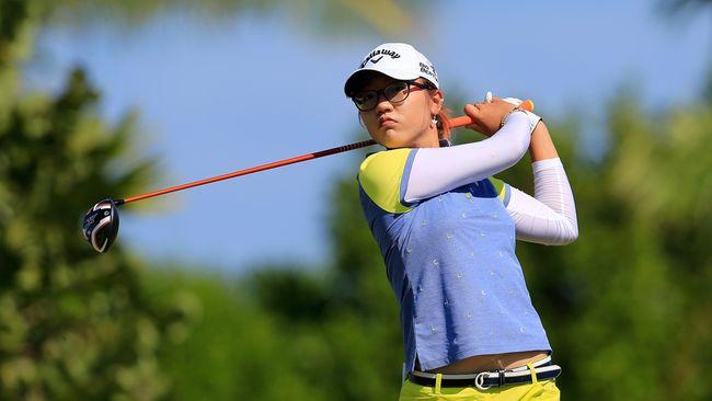 Lydia Ko meraih dua kebahagiaan sekaligus, yaitu merayaan ulang tahun dan juga memenangi ajang Swinging SKirts LPGA Classic di Lake Merced pada Senin (27/4).