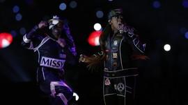 Patung Missy Elliott di Tengah Konflik Supremasi Kulit Putih