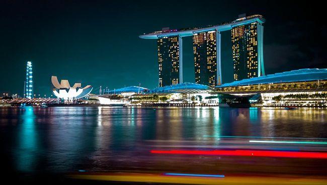 Bagi yang berencana berwisata ke Singapura, berikut ini beberapa tempat yang menjadi inspirasi dalam kisah 'Crazy Rich Asians'.