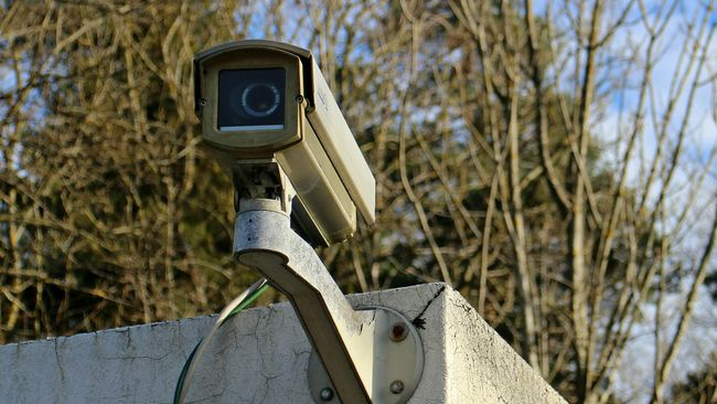 Ilustrasi Kamera CCTV