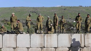 Israel Usir Puluhan Pengungsi Suriah dari Perbatasan