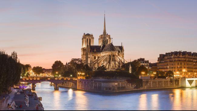 Proses restorasi Katedral Notre Dame yang masih berjalan salah satunya menghilangkan kontaminasi timbal dari reruntuhan akibat kebakaran.