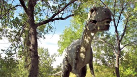 VIDEO: 'Jurassic Park' Kembali Tayang di Bioskop AS