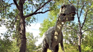 Asteroid Pemusnah Dinosaurus Hantam Bumi dari Sudut Mematikan