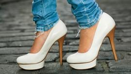 Stiletto Ternyaman di Dunia, Seperti Pakai Sepatu Olahraga