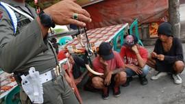 Polisi Ringkus 25 Pelaku Pungli di Batam Usai Perintah Jokowi