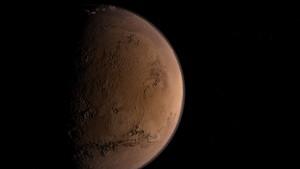 Kapal Penjelajah China Berhasil Mendarat di Mars