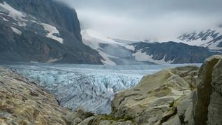 Lokasi Menatap Kegagahan Gletser di Alaska