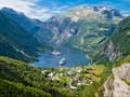 Selfie Aman A la Norwegia