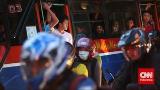 Jakarta Diminta Larang Motor dan Metromini Saat Asian Games