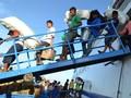 4.444 TKI dari Malaysia Masuk Indonesia Lewat Riau