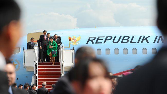 Istana: Presiden Ajak Ibu Negara Ke LN Tak Langgar Aturan