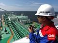 Kapal Tanker Pertamina Tiba di RI, Siap Angkut Minyak Aramco