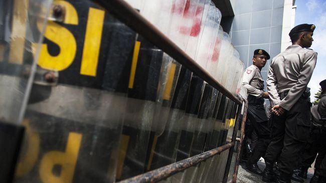 Sidang Kasus Karhutla di Kalbar Dikawal Hingga 2.798 Personel