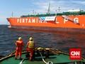 Pertamina Borong 600 ribu Metrik Ton Elpiji dari Iran