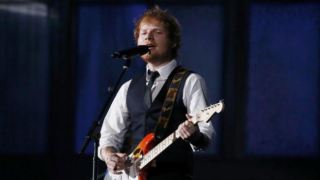 Baru-baru ini Ed Sheeran membuat kejutan dengan datang ke sebuah pernikahan di Sydney, Australia, berkat jasa sebuah stasiun radio lokal.