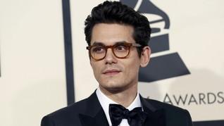 John Mayer Dilarikan ke RS karena Usus Buntu