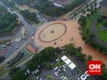Penghujan, Polda Metro Jaya Bentuk Satgas Banjir