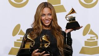 Brie-Once, Patung Keju Fenomenal Beyonce