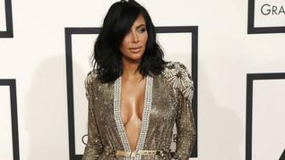 Kim Kardashian Ungkap Rahasia Bokong Besarnya