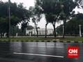 Polisi Mencari Tahu Latar Belakang Pria Penerobos Istana