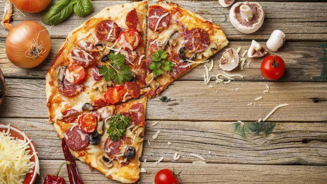 Para peneliti menyimpulkan bahwa cara seseorang memakan pizza, dapat menggambarkan kepribadiannya.