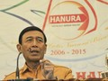 Sikap Hanura Soal Revisi UU KPK Tergantung Presiden