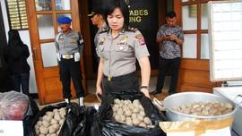 Polisi Tak Proses Hukum Pedagang Bakso yang Ludahi Mangkuk