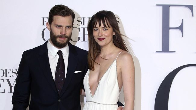 Teaser trailer 'Fifty Shades Freed,' seri ke-tiga percintaan ekstrem yang diangkat dari novel EL James, memperlihatkan pernikahan Anastasia dan Christian Grey.