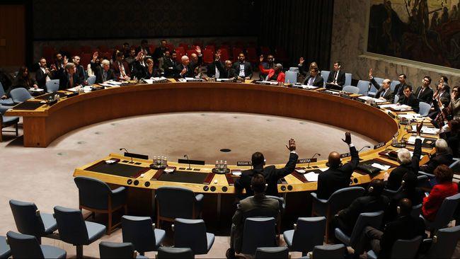 Rapat DK PBB soal Unjuk Rasa Iran Jadi Arena Mengkritik AS