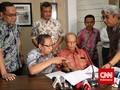 Tim 9: Penyampaian Rekomendasi ke Jokowi Cukup Lewat Media