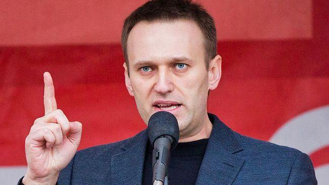Asisten tokoh oposisi Alexei Navalny, Leonid Volkov menyerukan pemberian sanksi terhadap pemerintah Rusia.