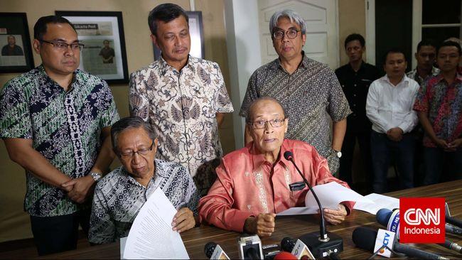 Tim 9 mengajukan tujuh rekomendasi kepada Presiden Jokowi menyusul gugurnya penetapan tersangka Komisaris Jenderal Budi Gunawan.